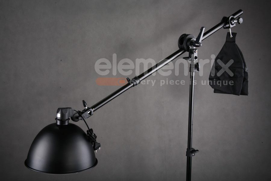 Boom Statyw, Master 1,4 m, Lampa