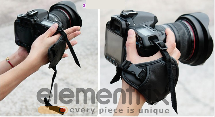 Nietypowy Okaz Pasek nadgarstkowy do aparatu - Grip RQ22