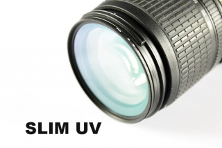 UV filtr Slim z 15 powłokami Ø 58mm GreenL