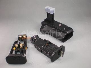 Battery pack do CANON EOS 500D, 450D, 1000D, Rebel Xsi, XS, T1i BG-1A